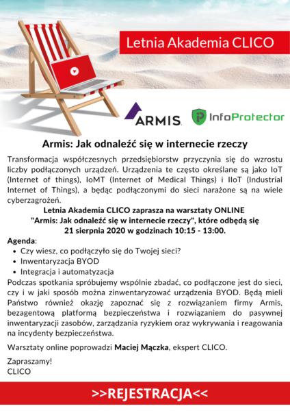 Armis_CLICO